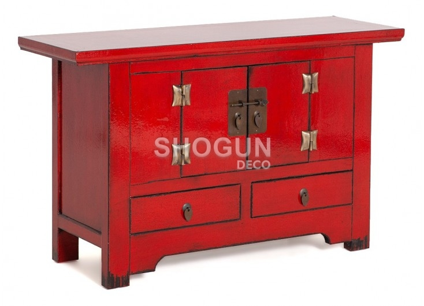 Buffet Chinois rouge