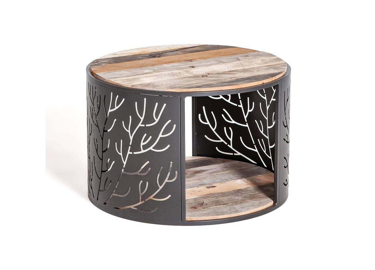Bout de canapé table basse Coral