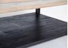 Table basse rectangulaire Safran