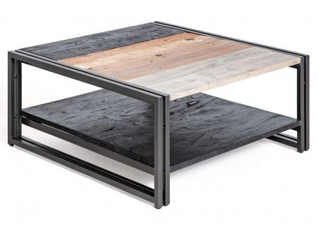 Table basse carrée Safran