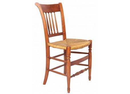 Chaise George Sand paillée
