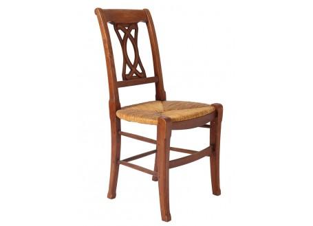 Chaise paillée - Vendôme