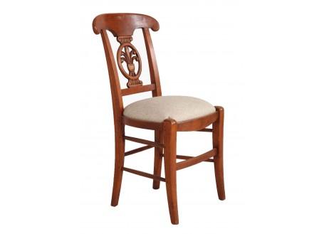 Chaise à galette - Palmette
