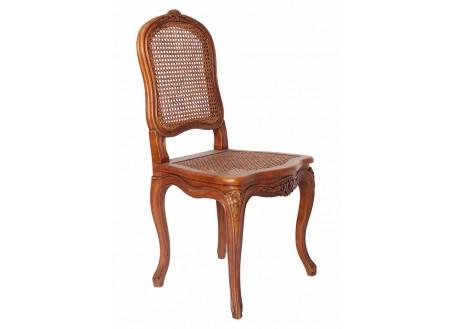 Chaise cannée - Louis XV