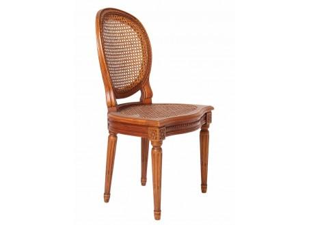 Chaise cannée - Monceau