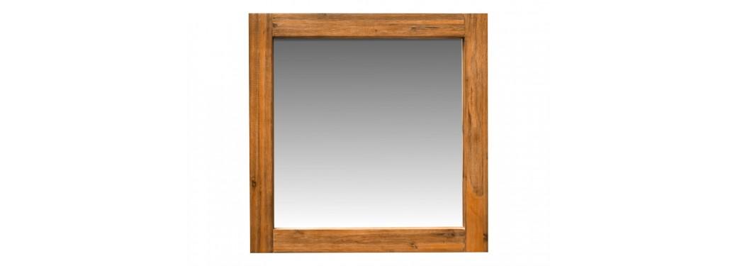Miroir carré City
