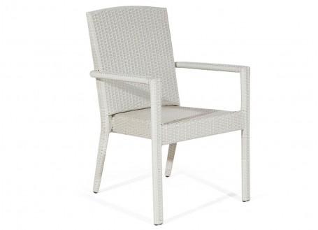 Chaise de jardin empilable Articore