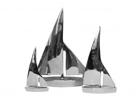 Voilier en aluminium - petit modèle