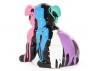 Statue bouledogue anglais en résine