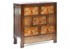 Meuble d'appoint chinois 5 tiroirs