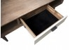 Table basse blanche Alba - details 1