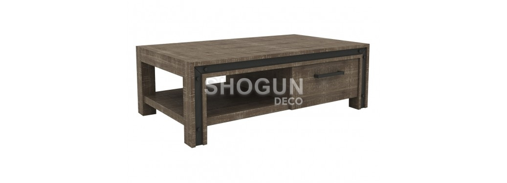 Table basse rectangulaire Urban