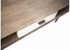 Table basse blanche Alba - details 3