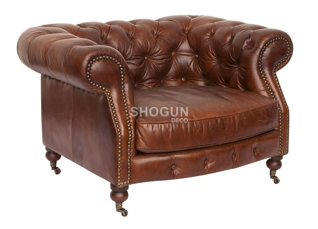 Canap cuir chesterfield zola 2 places - Salon chesterfield cuir ...