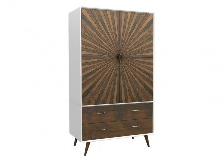 Armoire / dressing design Surya - 3/4 face