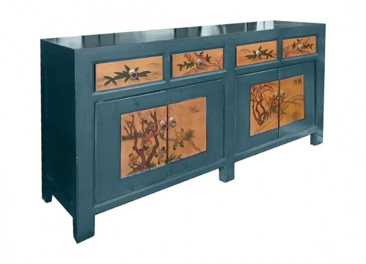 Buffet Colbay Fu - 4 portes et 4 tiroirs