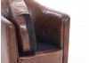 Club Armchair in leather