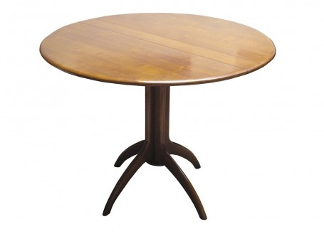 Table ronde pliante Scandinave Stockholm - 95cm