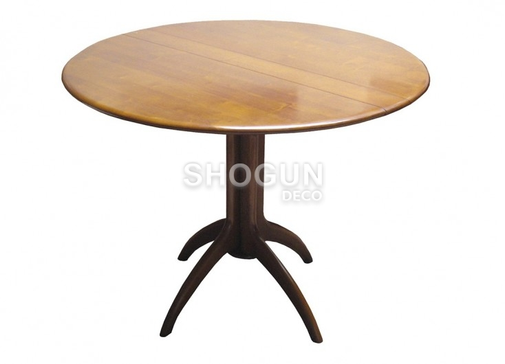 Nordic folding dining table