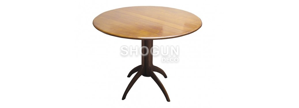 Crabe folding dining table