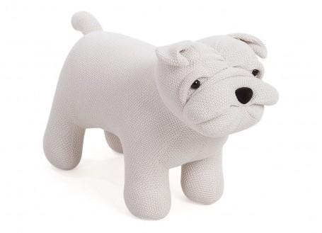 Pouf - tabouret bébé chien. 82 cm
