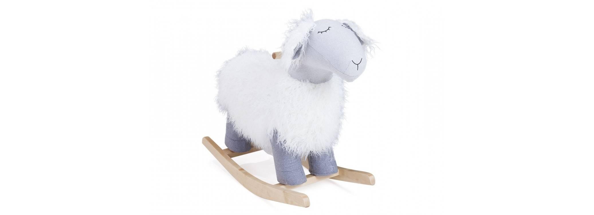 Rocking-chair, mouton à bascule 90 cm