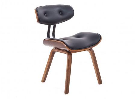Fauteuils et chaises de bureau cuir bois métal moderne ou