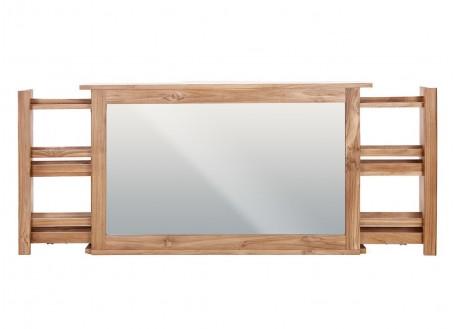 Miroir et armoire murale -L120cm
