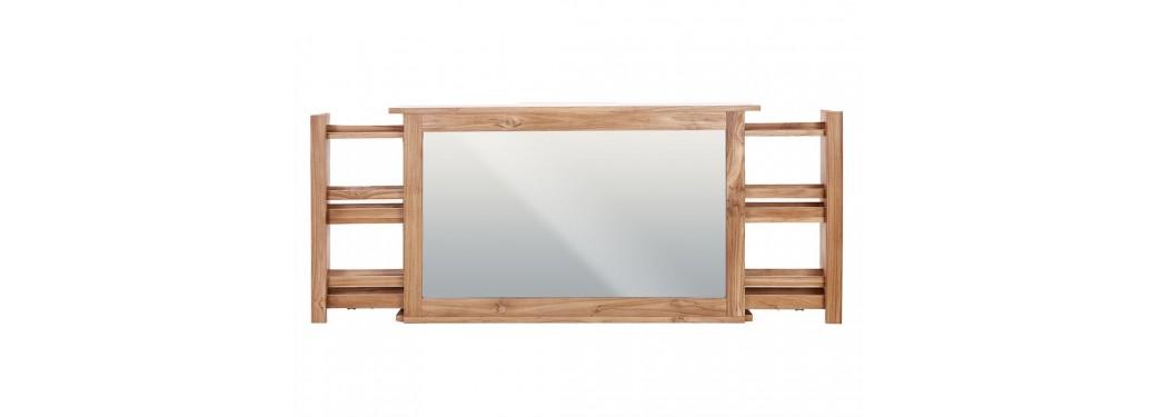 Miroir et armoire murale Harmony - L120 cm