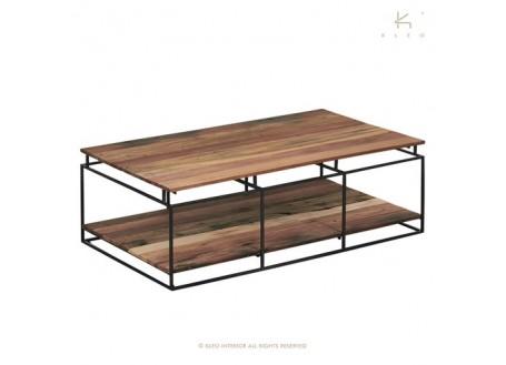 Table basse rectangulaire Nako -L120cm