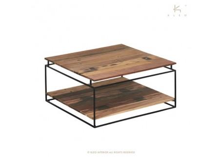 Table basse carrée Nako -L80cm