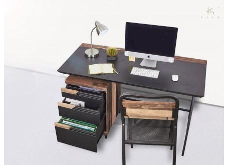 Caisson de bureau Fokus /3 tiroirs -H70cm
