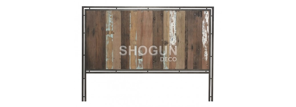 Tête de lit industrielle Edito - L160 cm