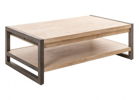 Table basse rectangulaire Tundra 120 cm