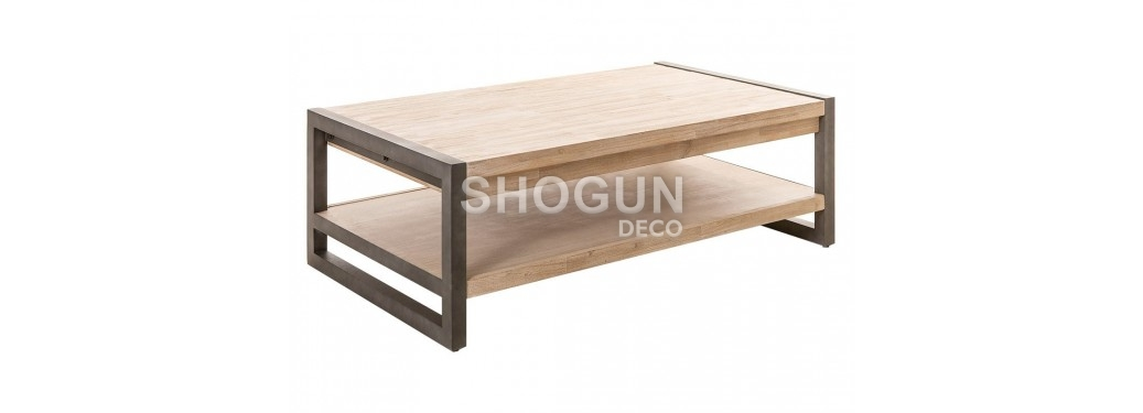 Table basse rectangulaire Tundra