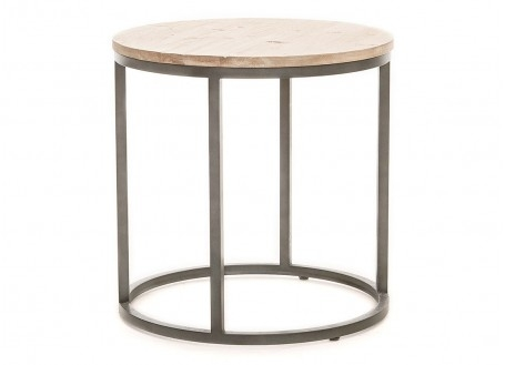 Table d'appoint ronde  - Tundra  ø50 cm
