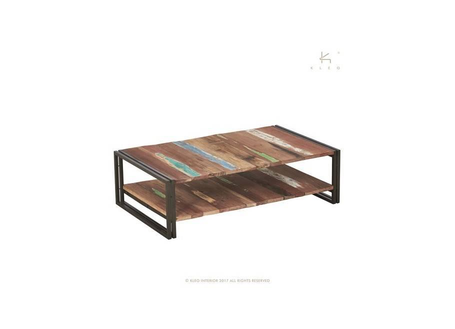 Table basse rectangulaire Edito - L120 cm