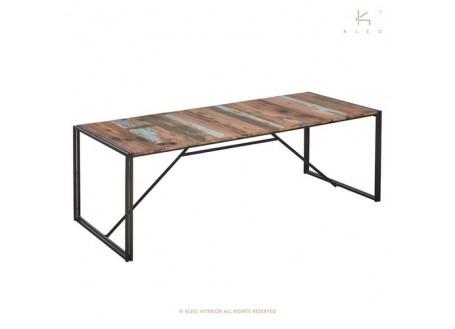 Table repas rectangulaire Edito - L200 cm