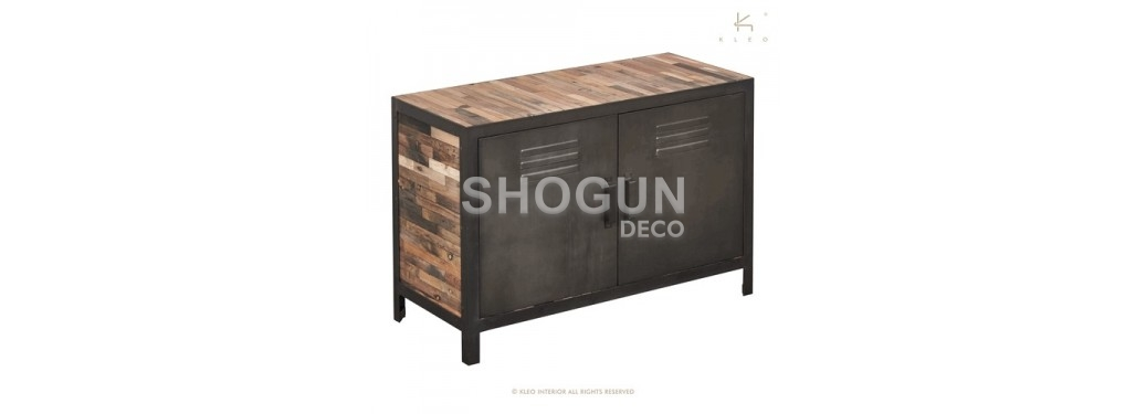 Buffet Locker, 2 portes