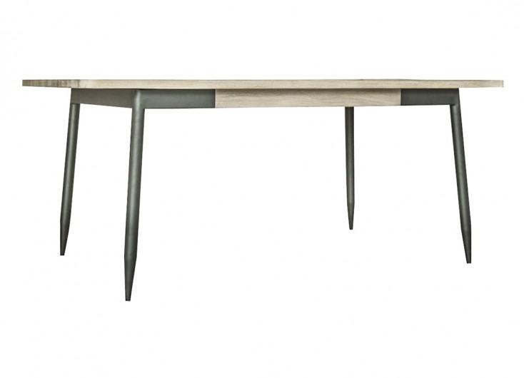 Fixe Table De Alba Repas Noire xQsthrdC