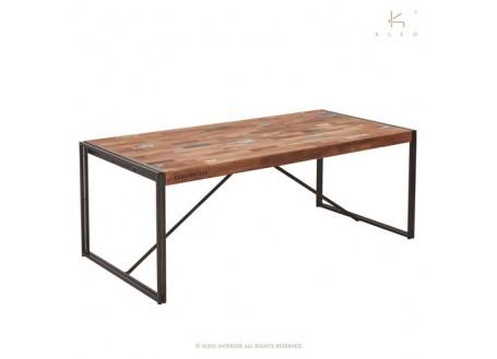 Table repas rectangulaire Samudra - L200cm