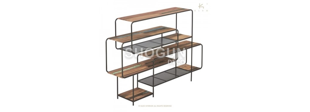 Etagère Influence, 6 tablettes