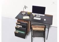 Set de bureau et caisson Nako