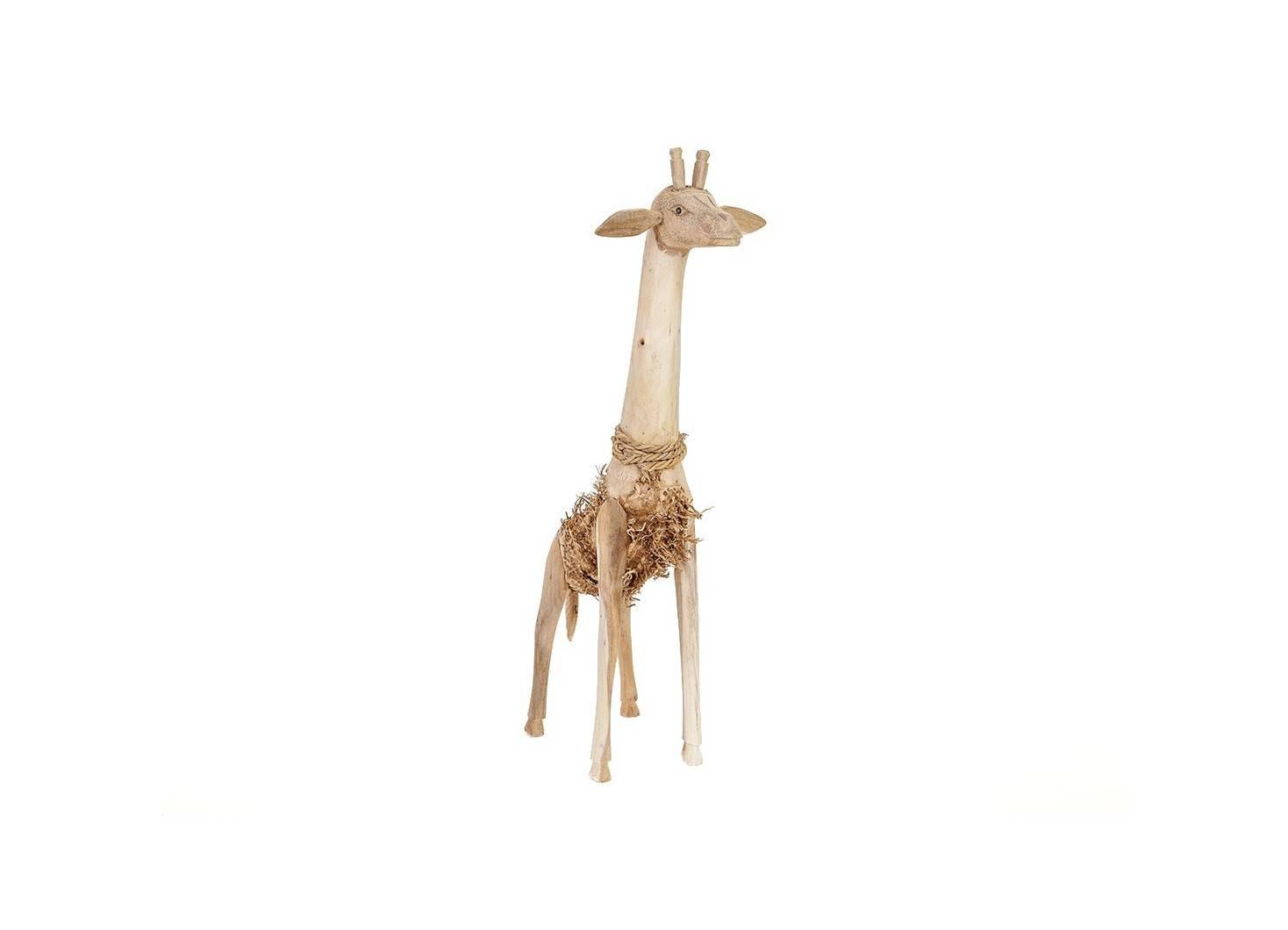 Giafe, sculpture en bois. Artisanat du monde.