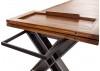 Table repas fixe industrielle Profile