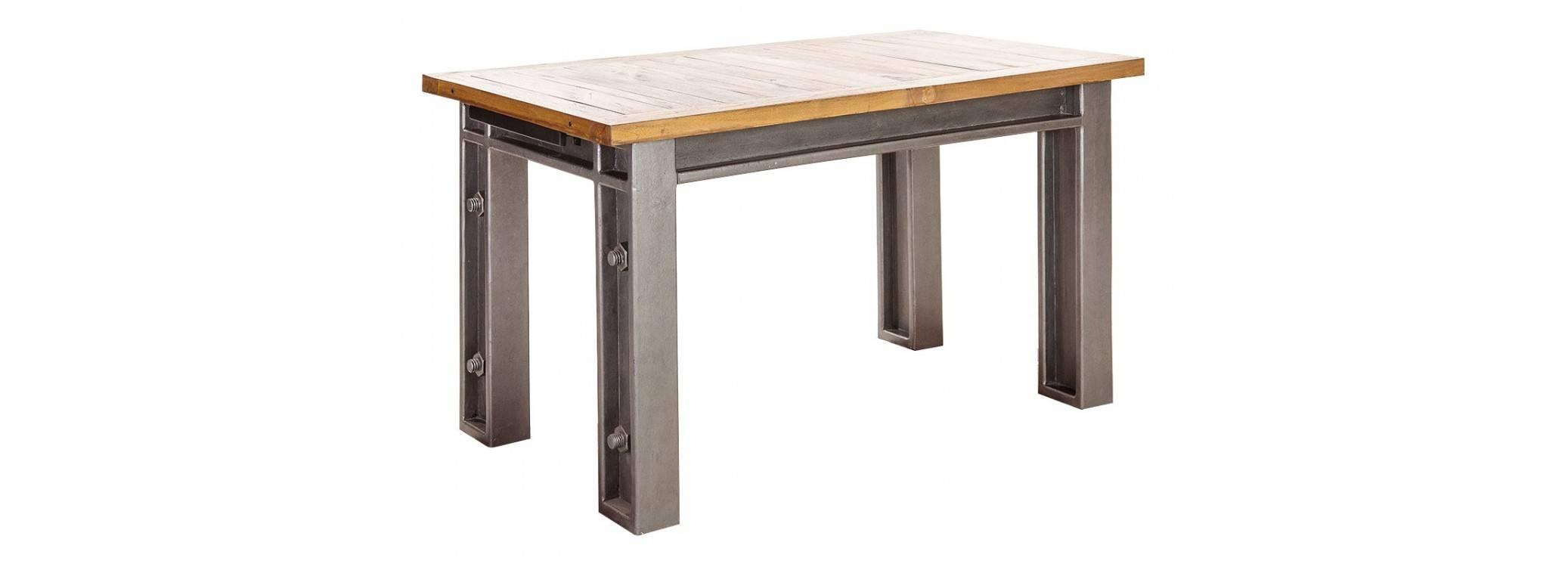 Table repas extensible industrielle Profile
