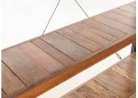 Etagère étroite industrielle Profile - 4 niveaux