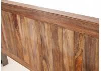 Tête de lit industrielle Profile pour lit 160 cm