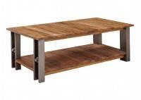 Table basse industrielle Profile