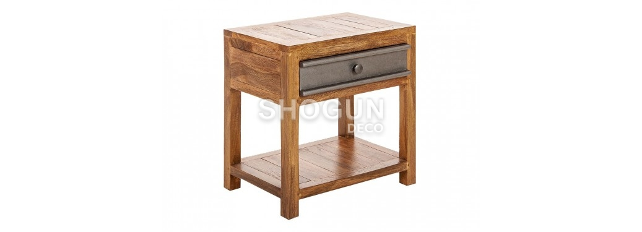 Bedside industrial Profile - 1 drawer